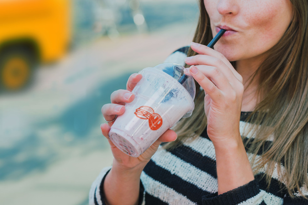 Cafes and Juice Bars