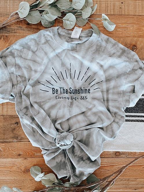 LL365 - Be The Sunshine - Tie Dye T-Shirt