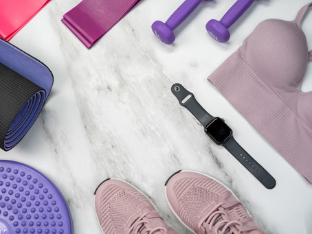 AT-HOME WORKOUTS | THE ESSENTIALS
