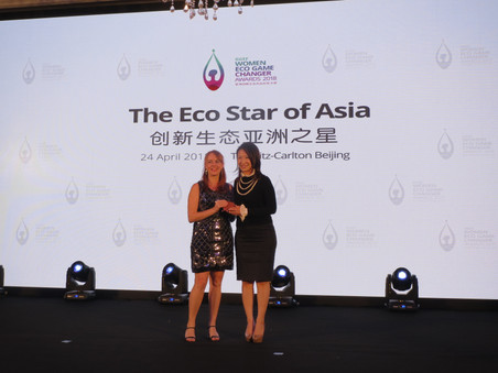 Green Building Consulting & Engineering, winner of the Women Eco Game Changer Awards 2018