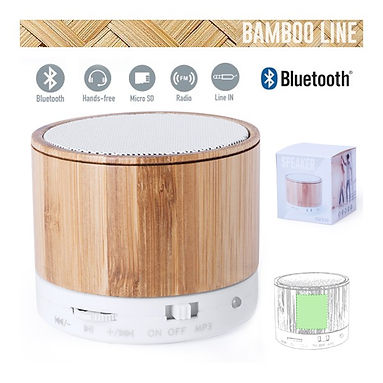 Parlante Bamboo 2