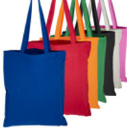 Bolsas de Algodón Colores
