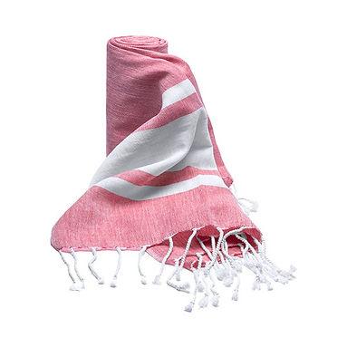 toalla turca con flecos