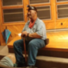West Virginia University, southern Appalachian storyteller, Tamarack