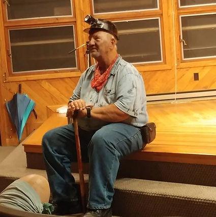 West Virginia University, southern Appalachian storyteller, Tamarack