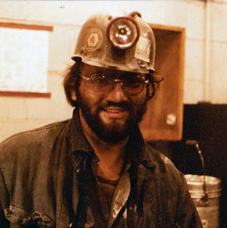 Fred Powers, UMWA Coal Miner, McDowell County WV, Appalachia, B&H Mining Retreiving