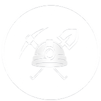Powerhouse Powers logo, Appalachian storyteller