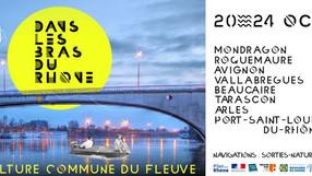 """Un retour aux sources... Mission : campagne de communication de """"Dans les bras du Rhône"""" !"""