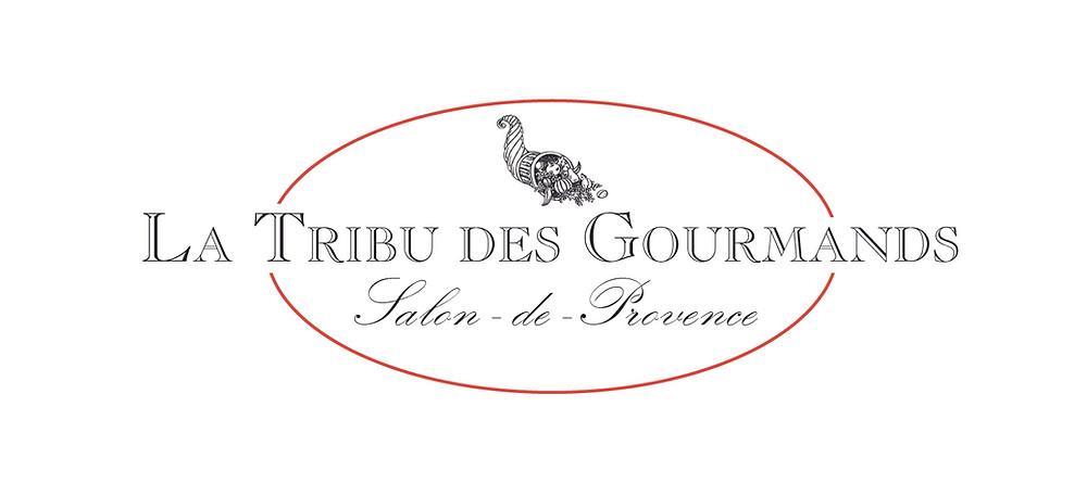 Création logo La tribu des gourmands