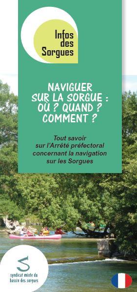 Flyer ecoconception rédaction et identité visuelle espace naturel