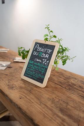La cantine végétale est maintenant en ligne !