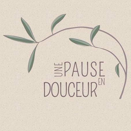 """Une belle collaboration avec """"Une pause en douceur"""""""