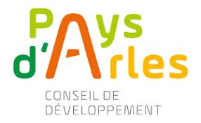 Un coup de neuf pour le site du Conseil de développement du Pays d'Arles