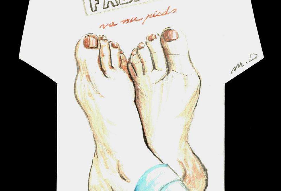 Va nus pieds