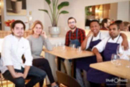 Equipe Restaurant Le3V