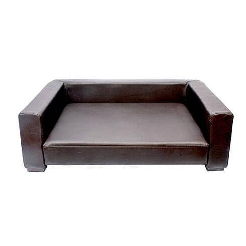 Canapé cuir pour chien