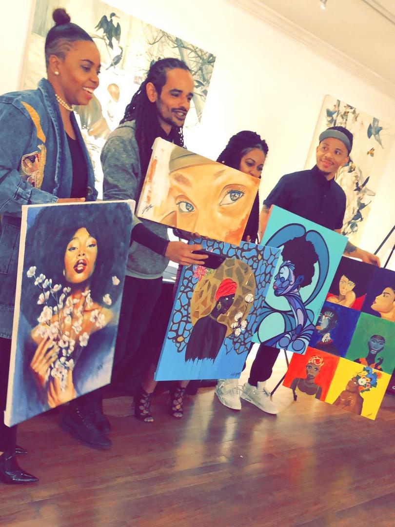Charity Art Event