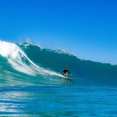 Summer Peak Swells