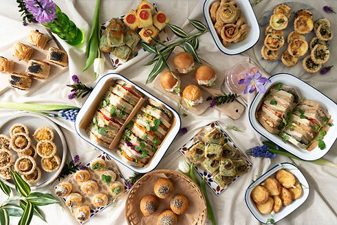Party food brighton catering