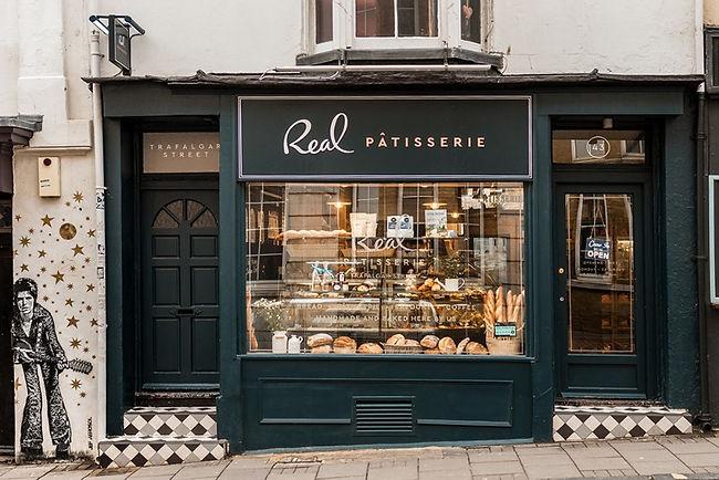 Real Patisserie - Trafalgar Street, Brighton