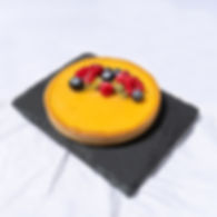 Real Patisserie - Passion fruit tart