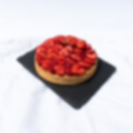 Real Patisserie - Strawberry tart