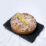 Real Patisserie - Apple & cinnamon crumble