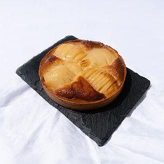 Real Patisserie - Pear tart