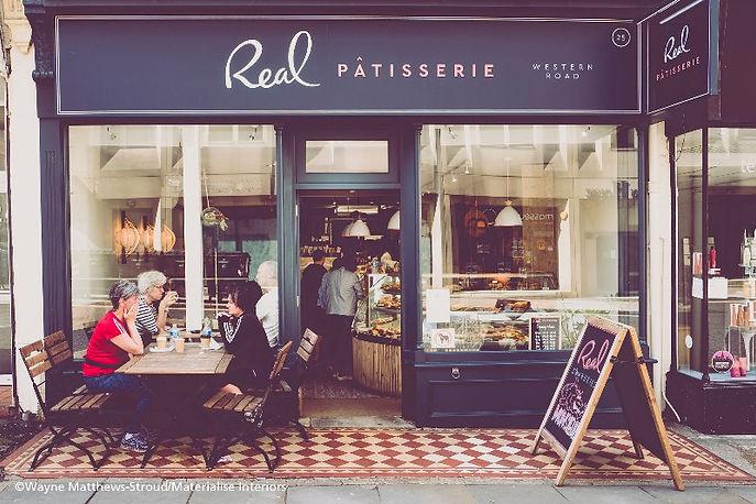 Real Patisserie - Western Road, Brighton