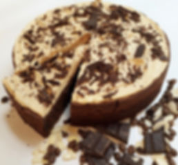 Real Patisserie English cakes - Waste not cake -