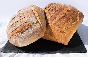 Chewy white bread