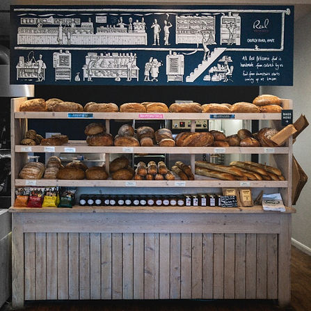 Real Patisserie - Church Road, Hove