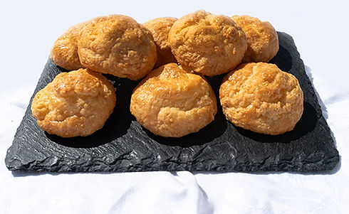 Real Patisserie Party Food - Cheese gougere