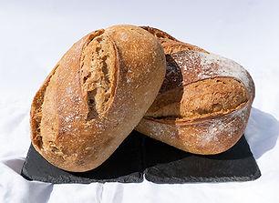Stoneground sourdough bread
