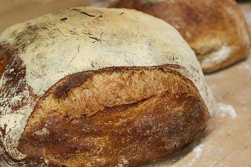 Real Patisserie Bread - Chewy Brown