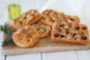 Real Patisserie Bread - Focaccia