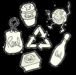 Real Patisserie - sustainability - zero waste