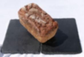 Real Patisserie Bread - Rye Sourdough