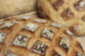 Real Patisserie Bread - Farmhouse Cob