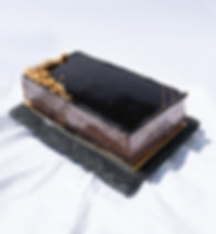 Real Patisserie - Croquant chocolat mousse cake