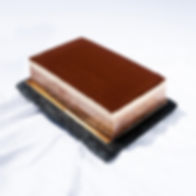 Real Patisserie - Three chocolate mousse cake