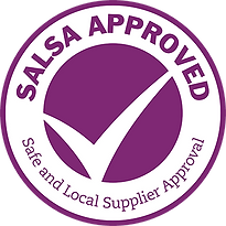 Real Patisserie - SALSA approved logo