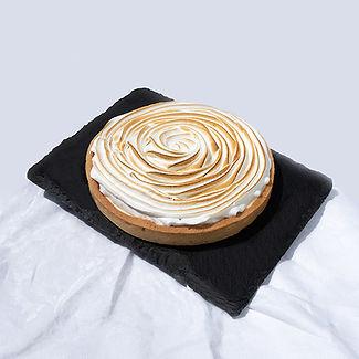 Real Patisserie - Lemon meringue tart