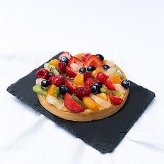 Mixed fruits tart brighton hove