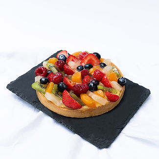 Real Patisserie - Mixed fruits tart