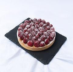 Raspberry tart brighton hove
