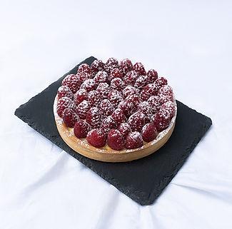Real Patisserie - Raspberry tart