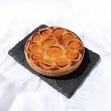Vegan apricot tart brighton hove