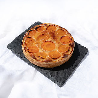 Real Patisserie - Apricot tart