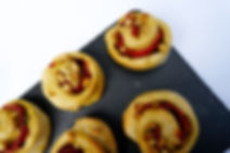 Real Patisserie Party Food - Mini pain couronne